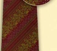 Тканные галстуки с логотипом