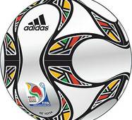 М'яч футбольний з логотипом