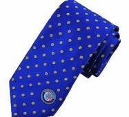 Корпоративные  тканные галстуки