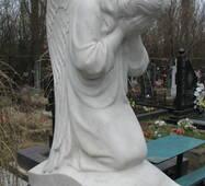 """Ритуальная скульптура """"Ангел"""""""