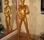 """Скульптура з гіпсу """"Жінка"""""""