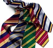 Корпоративные атласные  галстуки