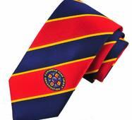 Корпоративный  тканный галстук