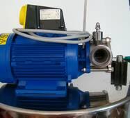 Z - 25, насос реверсивний, самовсмоктувальний з регулятором тиску (by-pass)