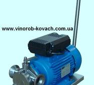 Z - 40, мезго насос реверсивний, самовсмоктувальний з регулятором тиску (by-pass), на візку