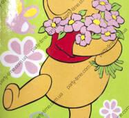Мольбертики с акриловими красками Winnie The Pooh