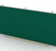 Школьная доска для мела, аудиторная ДМ-2