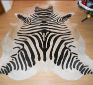 Шкура корови (стилізована шкура зебри)