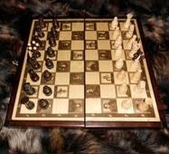 Шахматы с портретами гетманов