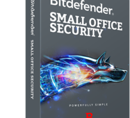 Bitdefender Small Office Security (Cloud Console) 1 year (BitDefender)