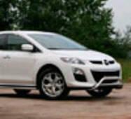 Кенгурятники / дуги NOVLINE Mazda CX-7 2010+ EXP.MACX.48.1110