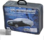 Автомобильный тент Vitol CC13401 XL серый с подкладкой