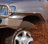 Кенгурятники / дуги ARB 4413110 Toyota LC 100