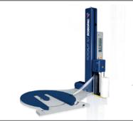 Напівавтоматична пакувальна машина палетообмотувач ROTOPLAT Серії 7 TP ROBOPAC
