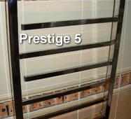 Полотенцесушитель Prestige 5 /400 для ванної кімнати.