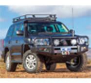 Кенгурятники / дуги ARB 3415150 Toyota LC 200 Deluxe 2012+