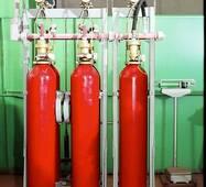 Модуль газової пожежогасінні МГП- 1-100