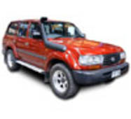 Шноркель Safari Snorkels SS81HF Toyota Land Cruiser 90-98 80 SERIES