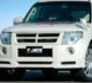 Антикрила і спойлери JAOS B020328 Mitsubishi Pajero/Montero 06-10
