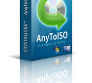 AnyToISO Converter Professional License for Mac OS X (CRYSTALIDEA  Software)