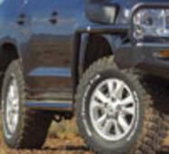 Кенгурятники / дуги ARB 4415050 Toyota LC 200