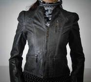 Жіноча куртка шкірзамінник оптом