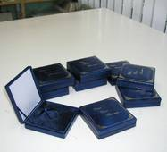 Футляр для нагороди, синій