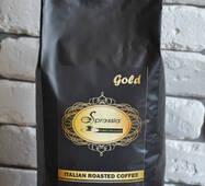Кава в зернах ESPRESSIA GOLD, уп 1 кг.