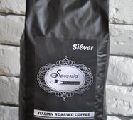 Кава в зернах ESPRESSIA SILVER, уп 1 кг.