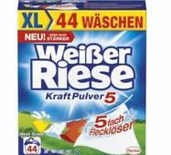 Пральний порошок Універсальний Weiber Riese 2,42 кг 44 прань