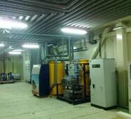 Обладнання для забезпечення газового середовища в овоче- та фруктосховищах (РГС, ULO)