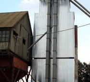 Зерносушилка шахтная прямоточная ЗШ-16000