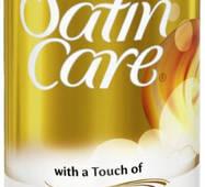 """Гель для гоління Gillette Satin Care """"OLAY Sensitive"""", 200мл"""