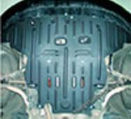 Захист днища Полігон-авто Audi A4 1.6/1.8/1.8T/2.0/2.8 АКПП 1995-2007 A