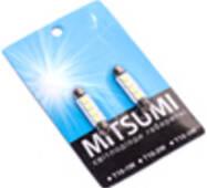 Автолампа Mitsumi FT - 5050-015-4 діоди 41mm (плафон в салон)