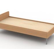Кровать армейская мягкая КМ7-9