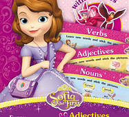 Disney. Плакати з наліпками. Софія. Англійська. Adjectives (р/у)