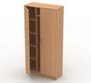 Шкаф комбинированный закрытый