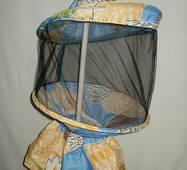 Сітка бджоляра лицьова відкрита - купити у Вінниці