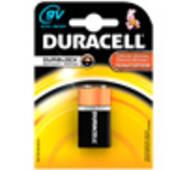 Элемент питания DURACELL MN1604 9V