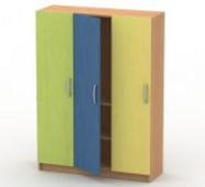 Шафа для білизни (3 секції, 2 полиці) ШБ-1