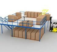 Мезоніни для зберігання і комплектації замовлень SBA/SBF