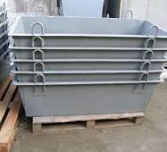 Ящик будівельний 0,3 м.куб.