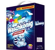 Пральний порошок Der Waschkonig 7.5 кг 92 прання (Німеччина)