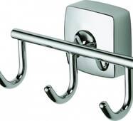 Аксессуары для туалетной и ванной комнаты Trento. Серия Moderno. Avial Крючок тройной. 32396