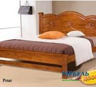 Кровать двуспальная OND- Pinar (Пинар) без матраса
