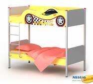 Кровать 2-х ярусная BR-Dr-12 Driver (Драйвер)