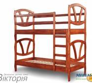 Кровать двухъярусная ART- Виктория (без матраса!)