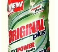 Пральний порошок Original plus OxiPower 125 прань 10кг
