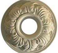 Потолочная розетка из гипса Р/028